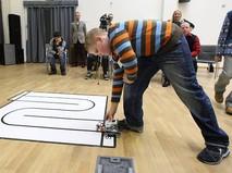 Олимпиада по робототехнике среди школьников