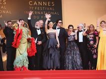 Закрытие 71-го Каннского международного кинофестиваля