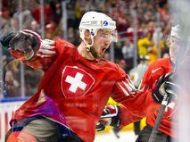 Сборная Швейцарии по хоккею