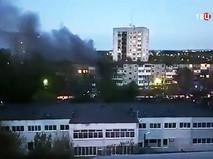 Последствия взрыва газа в многоэтажке
