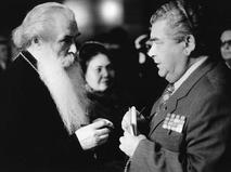 Митрополит Волоколамский и Юрьевский Питирим