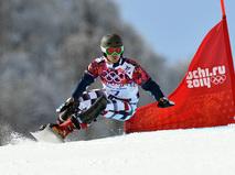 Сноубордист Вик Уайлд (Россия)