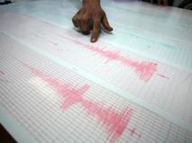 Фиксация мощности землетрясения