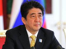 Синдзо Абэ, премьер-министр Японии
