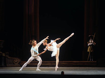 """Михаил Барышников в балете """"Спящая красавица"""""""
