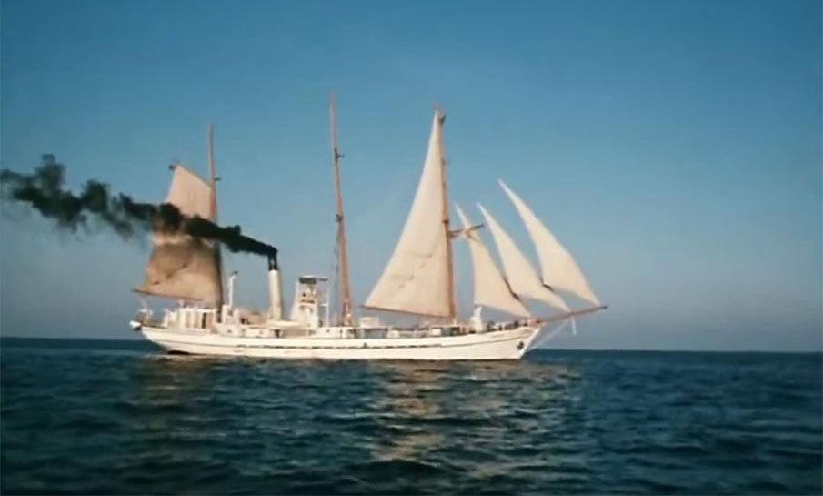 Дункан корабль 5 рублей 2009 года спмд