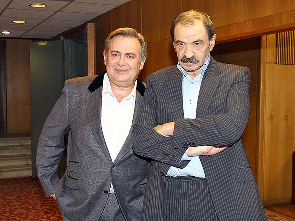 Юрий Стоянов биография, фото, личная жизнь