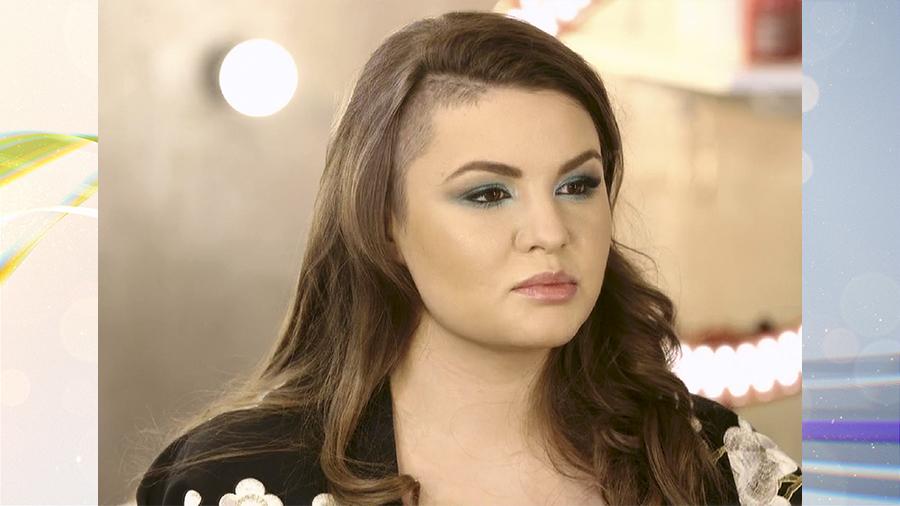 Актуальный макияж для ТВ программы