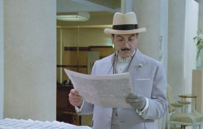 "Пуаро Агаты Кристи. Анонс. ""Тайна испанского сундука"". ""Похищение королевского рубина"""