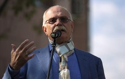 никита михалков отмечает 70-летний юбилей