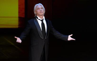 дмитрий хворостовский провел уфе благотворительный концерт