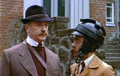 """Приключения Шерлока Холмса и доктора Ватсона. Анонс. """"Двадцатый век начинается"""""""