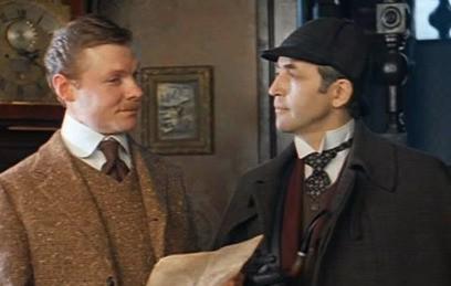 """Шерлок Холмс и доктор Ватсон. Анонс. """"Кровавая надпись"""". 2-я серия"""