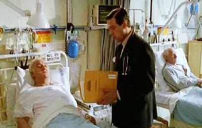 """Инспектор Морс. Анонс. """"Смерть женщины"""""""