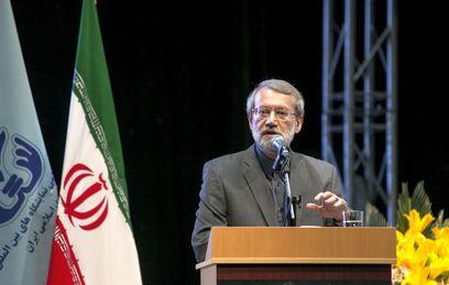 Спикер парламента Ирана Али Лариджани