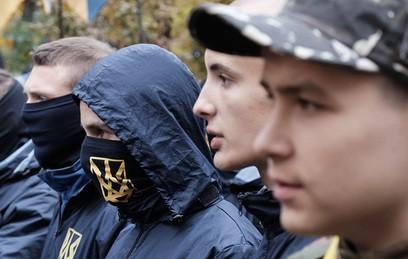Украинские активисты