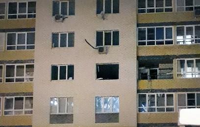 Последствя взрыва газа в жилом доме в Нижнем Новгороде
