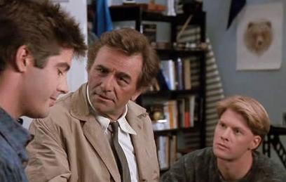 """Коломбо. Анонс. """"Коломбо отправляется в колледж"""""""