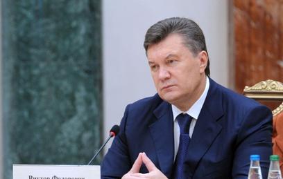 Янукович: выборы принесли Украине смерть и страдания