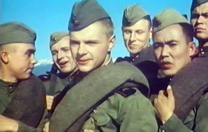 Солдат Иван Бровкин