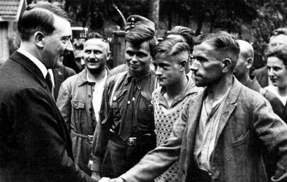 """Документальное кино Леонида Млечина. Анонс. """"Адольф Гитлер. Двойная жизнь"""""""