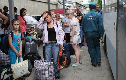 По состоянию на 22 октября 2014г., на территории Алтайского края проживают 1331 гражданин Украины