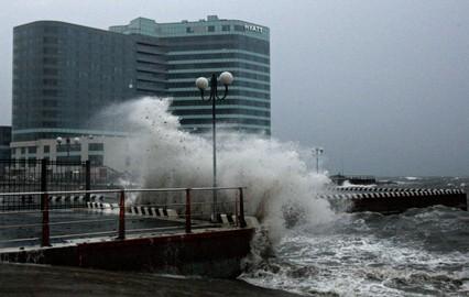 В Приморье оценивают последствия тайфуна