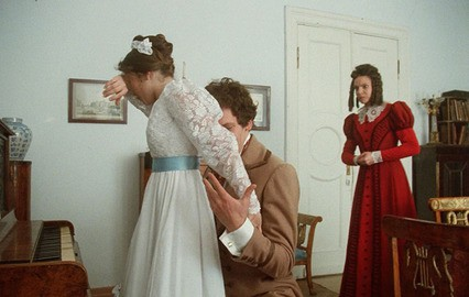 Фильм Барышня Крестьянка 1995 Фото