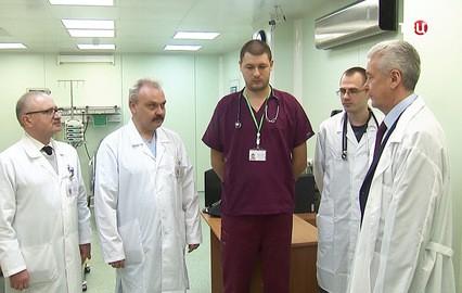 Регистратура 68 городской больницы