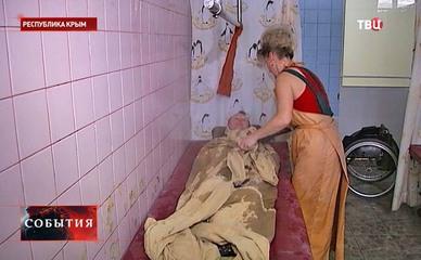 Оздоровительные процедуры в Крымском санатории