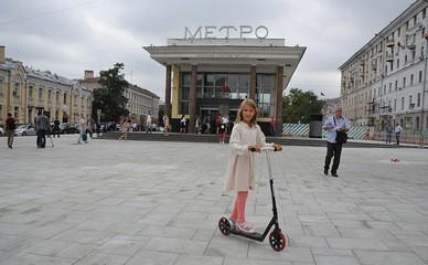 """Станция метро """"Чистые пруды"""""""