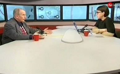 """Михаил Веллер устроил скандал в эфире """"Эхо Москвы"""""""