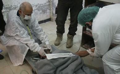 Применение химического оружия в Сирии