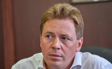 Губернатор Севастополя Дмитрий Овсянников