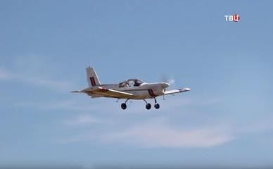 Легкомоторный самолет Z-142