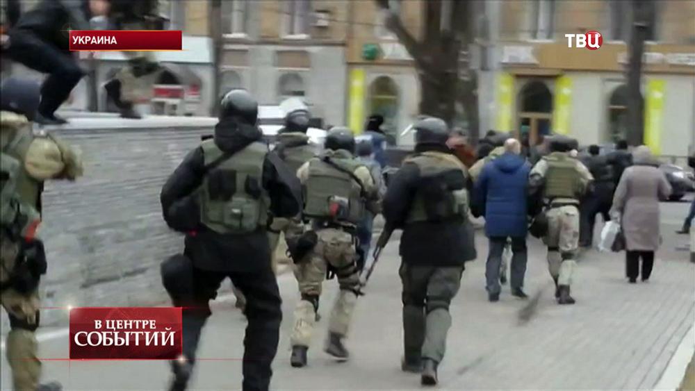 Иностранные наёмники на Украине