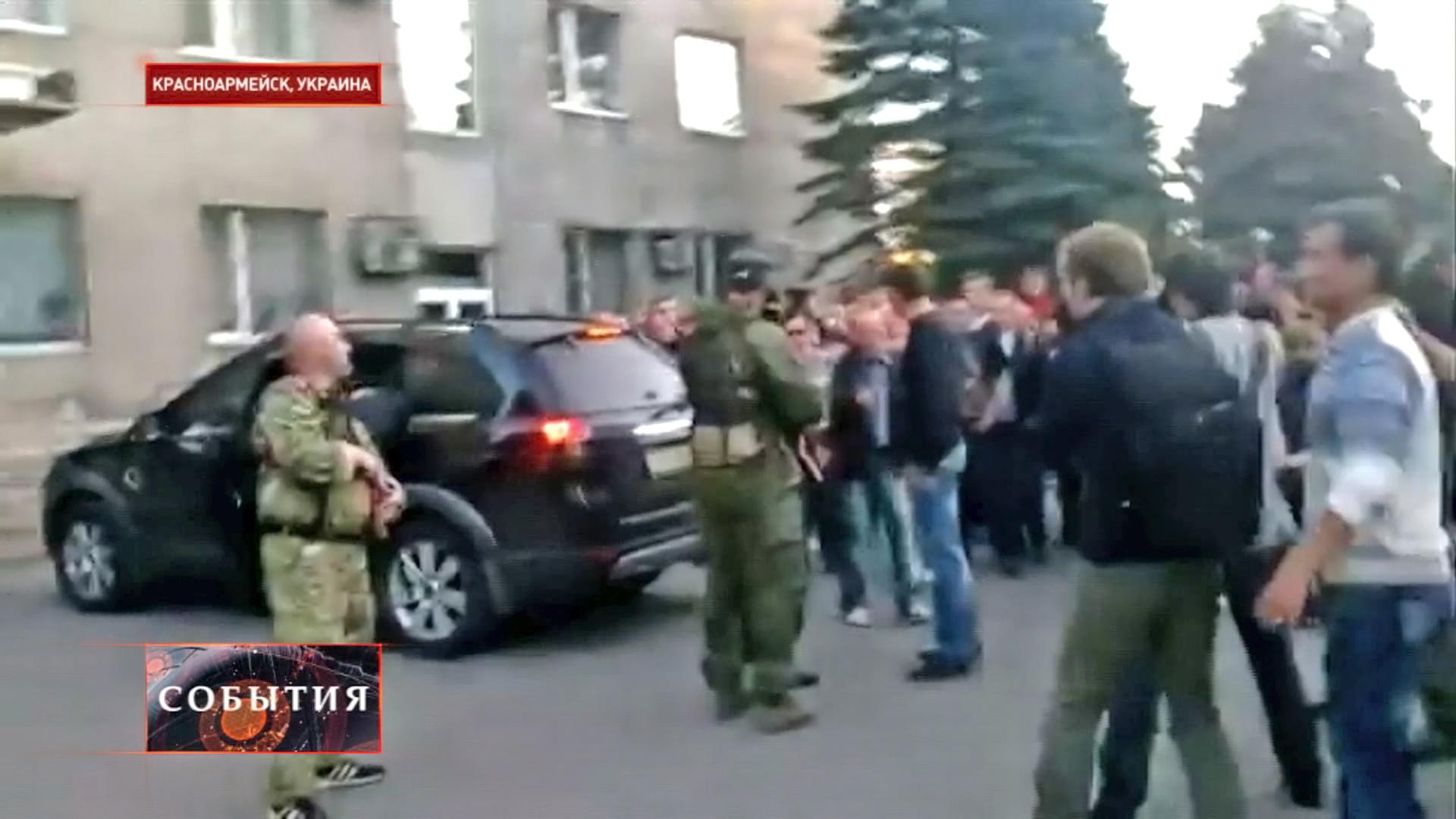 Проститутки красноармейска украина