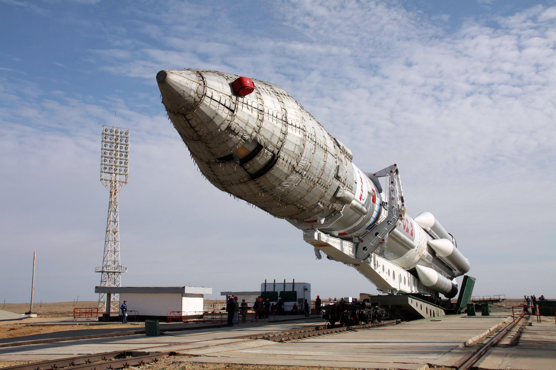 "Ракета-носитель ""Протон-М"""
