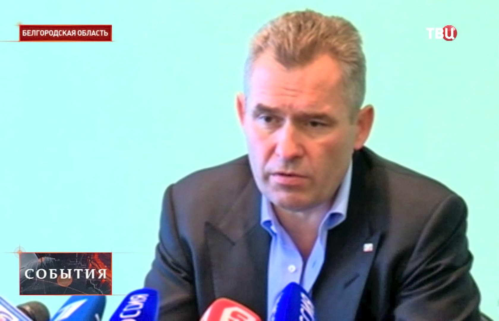 Уполномоченный при Президенте по правам ребенка Павел Астахов