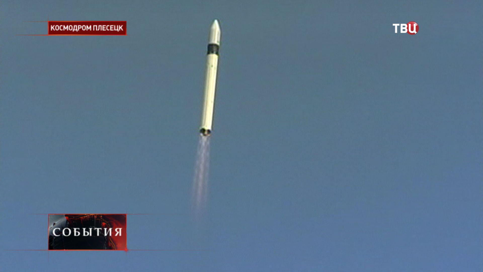 """Ракета-носитель """"Рокот"""""""