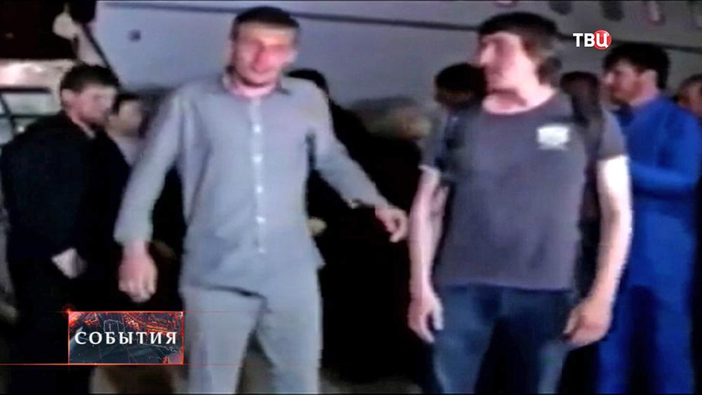 На Украине освобождены российские журналисты