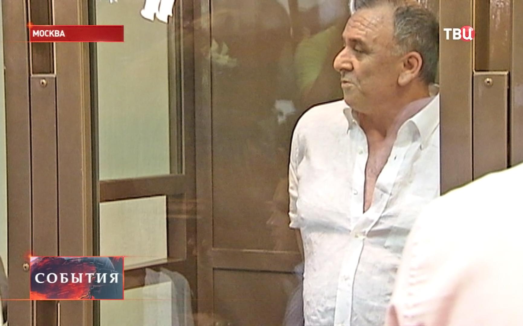 Лидер приступной группировки Ломали Гайтукаев