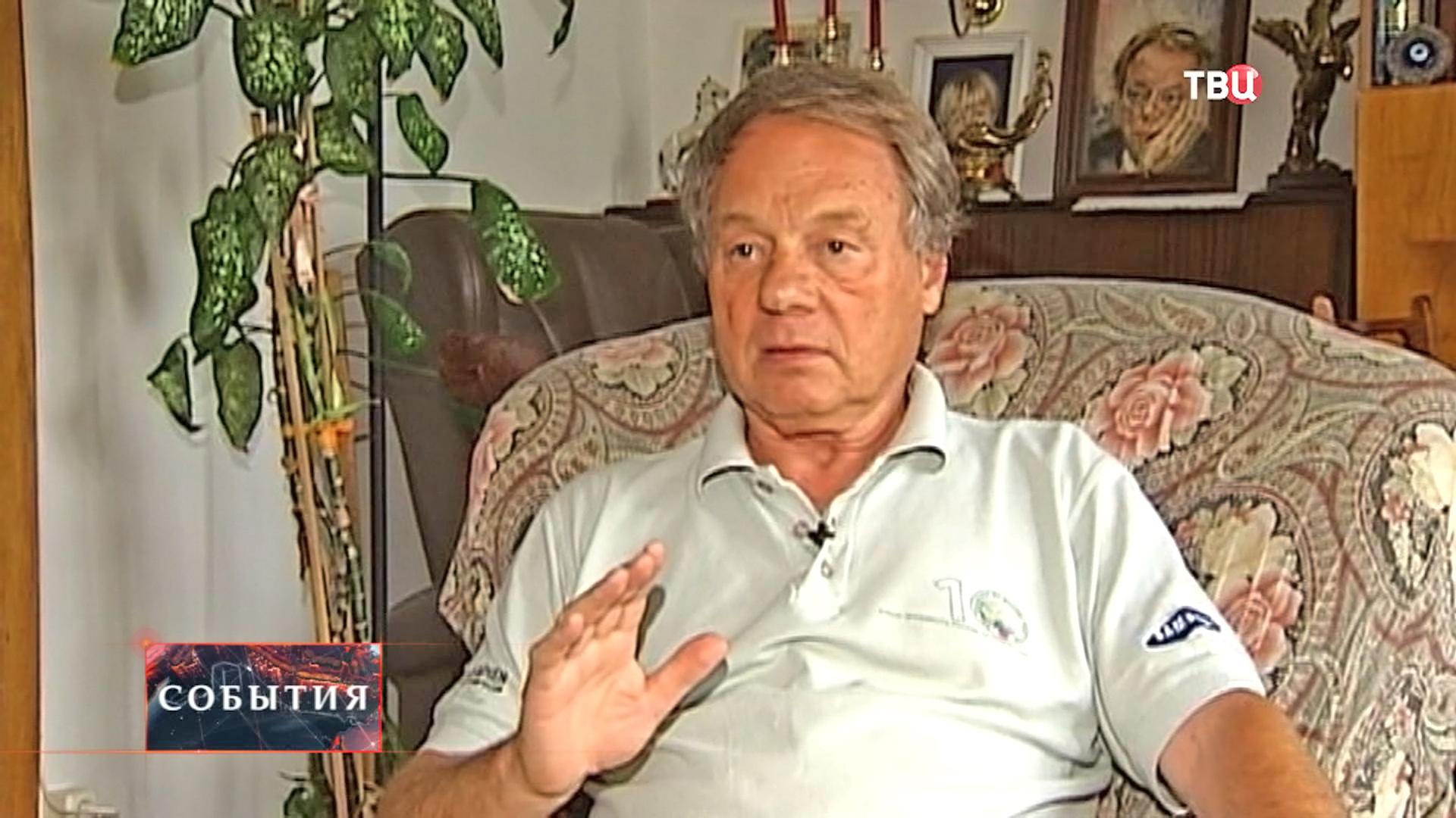 Писатель и журналист Олег Попцов