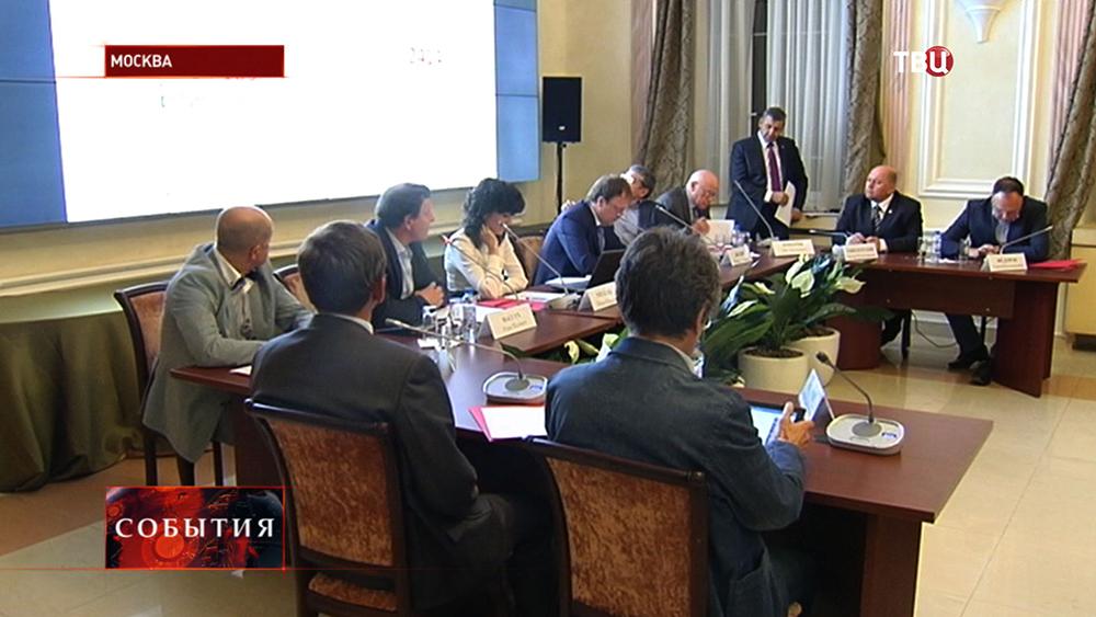Подведение итогов интернет-голосования в Российскую Общественную палата