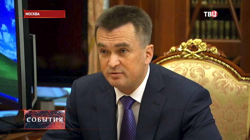 Экс-губернатор Приморья Владимир Миклушевский