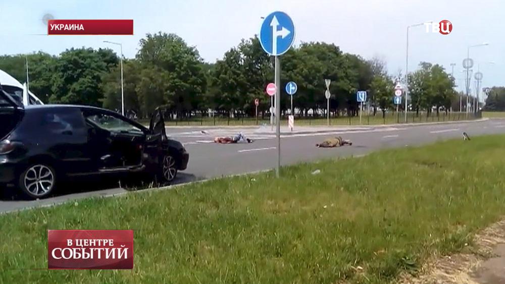 Погибшие при штурме Донецкого аэропорта