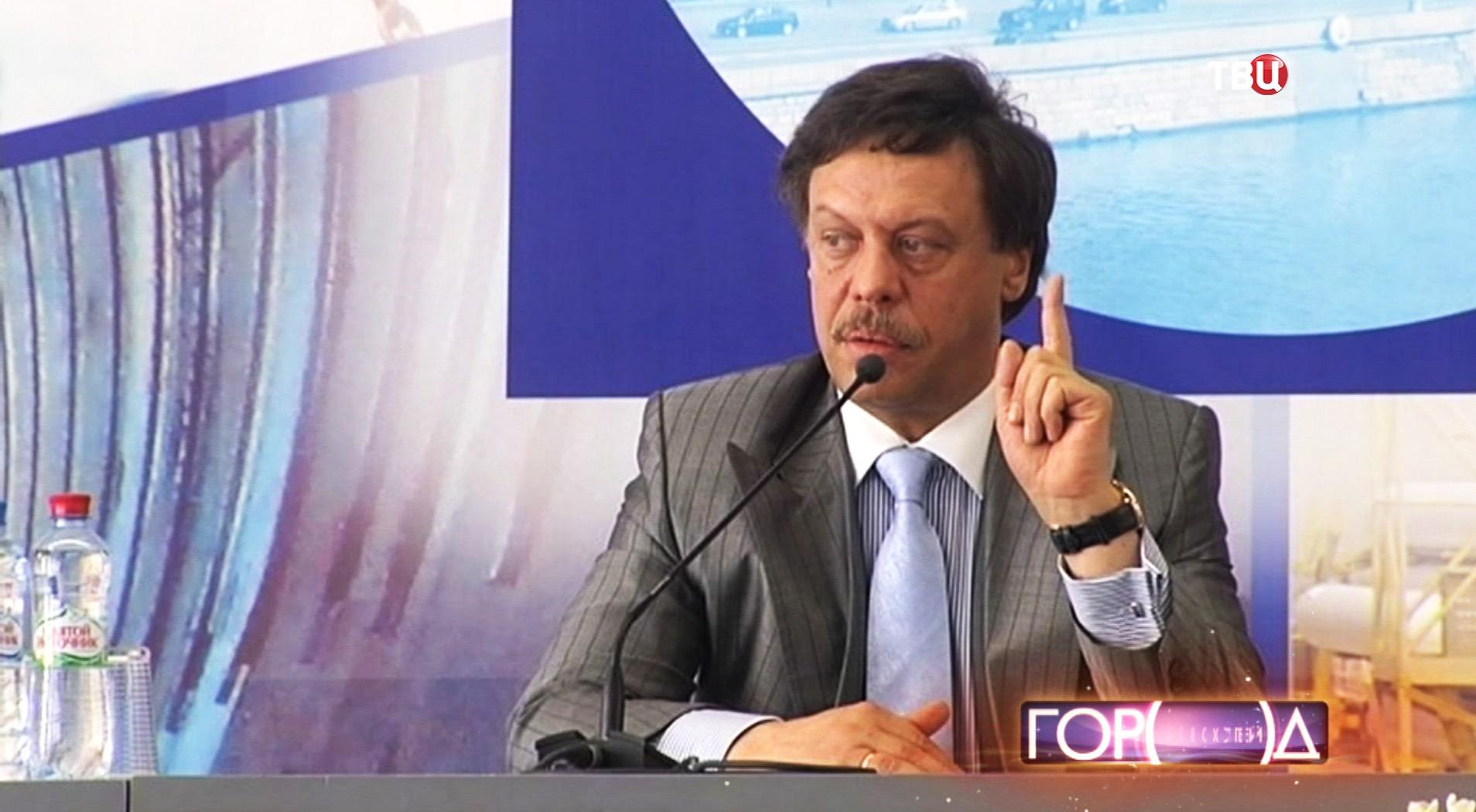 Председатель счетной комиссии на праймериз Михаил Барщевский