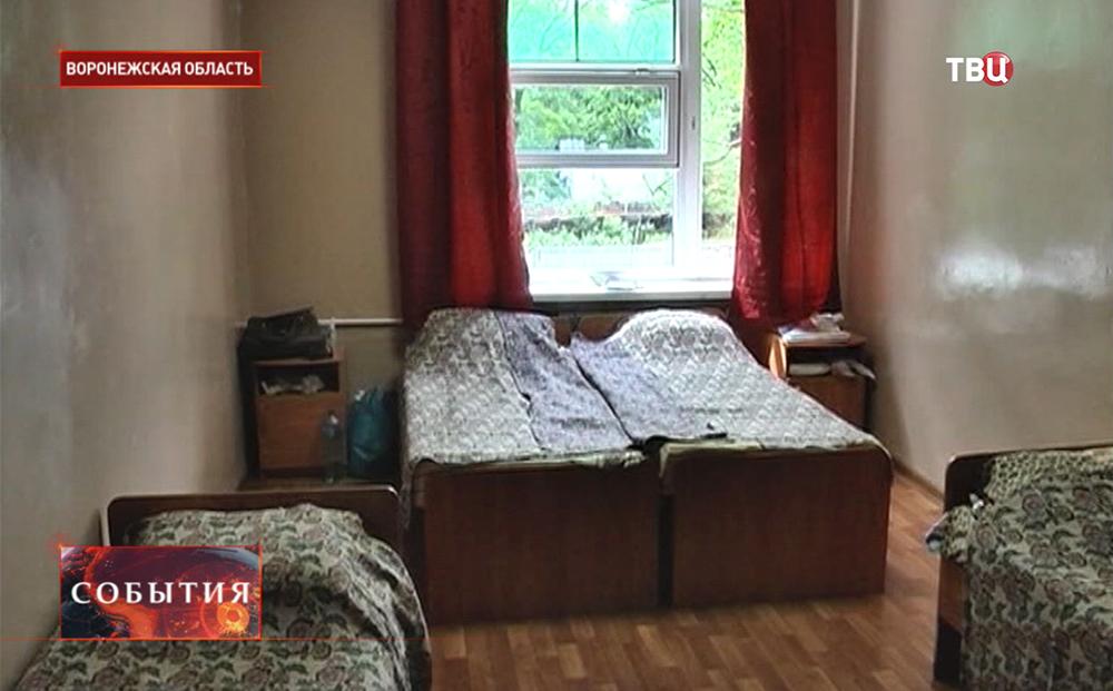 В Воронежской области принимают беженцев с Украины