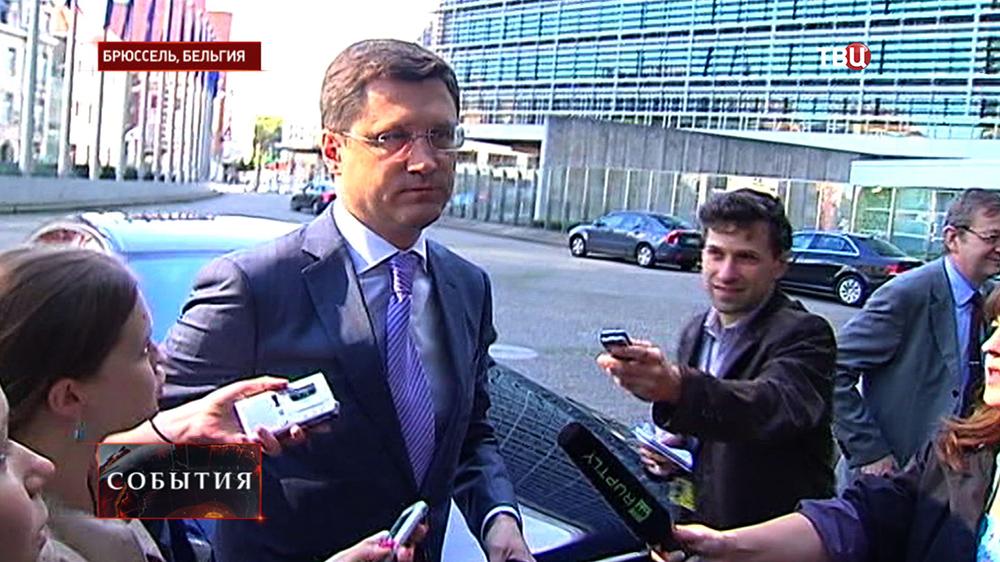 Министр энергетики России Александр Новак