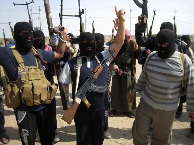 "Боевики ""Исламского государства Ирака и Леванта"""